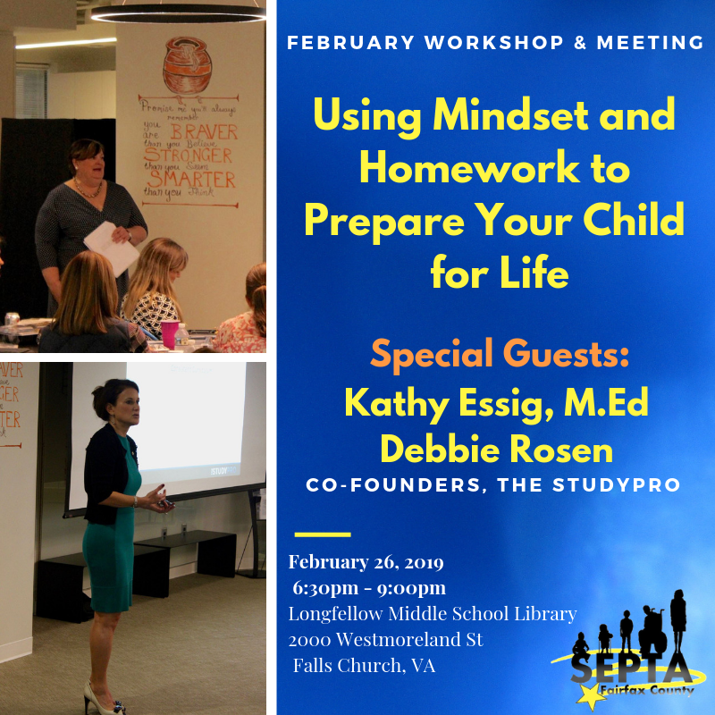 growth mindset general membership meeting