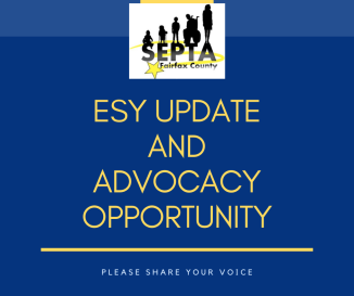 ESY Update and advocacy opportunity (1)